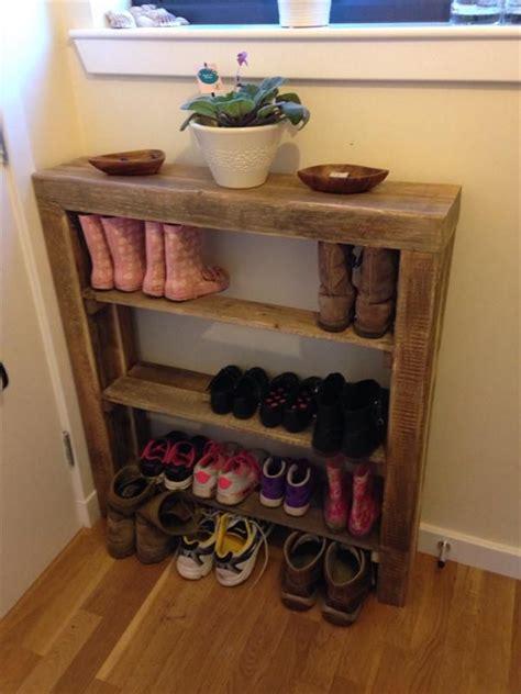 diy shoe rack ideas best 25 wood shoe rack ideas on shoe racks