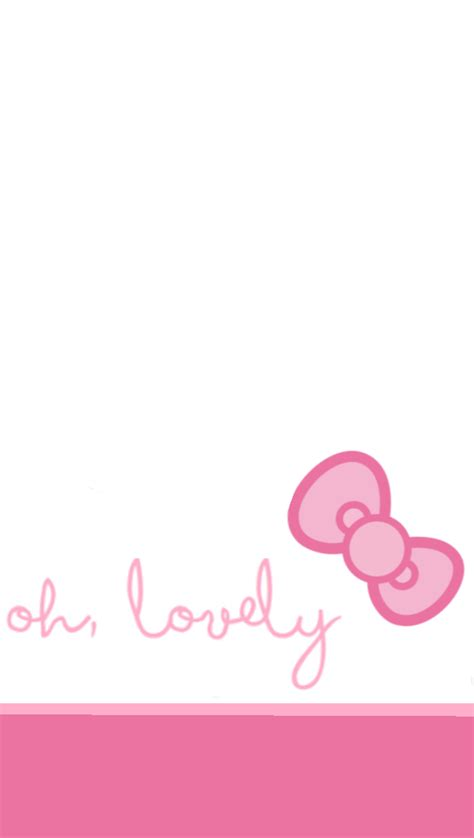 hello kitty red bow wallpaper sophie s wallies