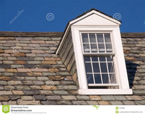Dormers Only Dormer Window Right Side Royalty Free Stock Photos