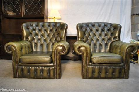 second hand chesterfield armchair second armchairs uk 28 images sofas armchairs designer