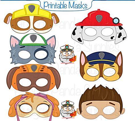 Masks Printable Free