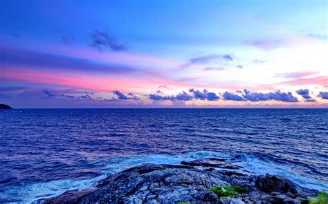 nature sea ocean color blue
