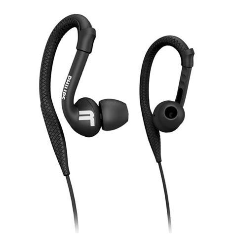 Philips Sports Earphone Shq3300 philips shq3200bk 28 actionfit sports earhook headphones black iwoot