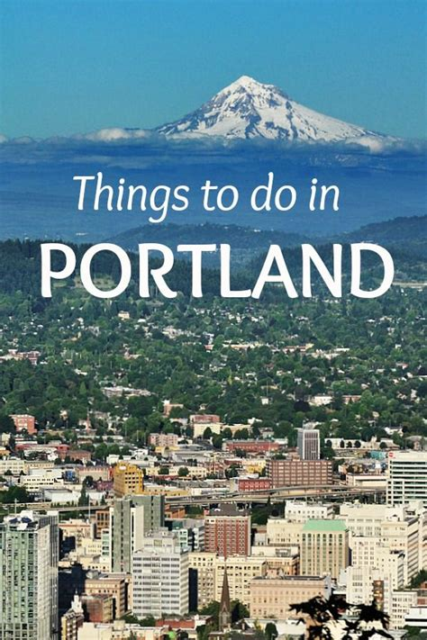 travel ideas tips best places to see in insider tips on things to do in portland oregon
