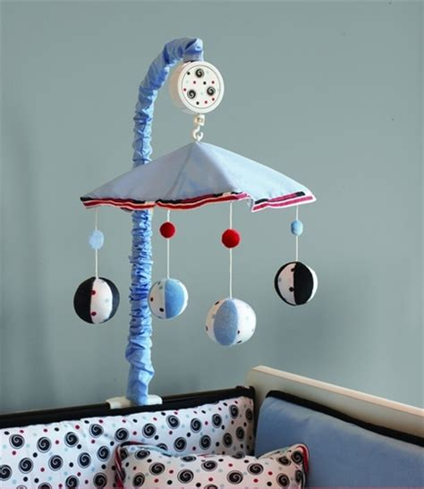 Mobile For Crib Boy by Boy Musical Baby Crib Mobile Only 39 99