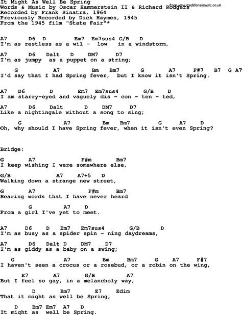 guitar tutorial it might be you spring songs lyrics images