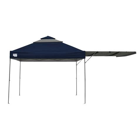Instant Shade Awning by Quik Shade S170 Summit Canopy With Awning Panel