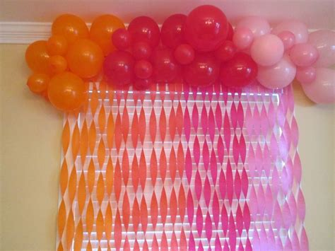17 best ideas about pink birthday decorations on