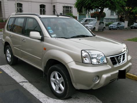 Shockbreaker Nissan Xtrail 2004 Nissan X Trail 2004 Limited Nuevecita