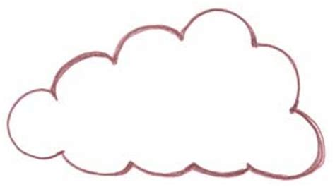 drawings of clouds simple muir laws