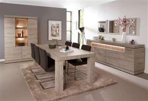 meuble kreabel salle a manger salle manger table verre extensible objets decoration maison