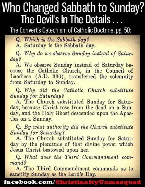 Why Calendars Start On Sunday Who Changed Sabbath To Sunday The Catholic