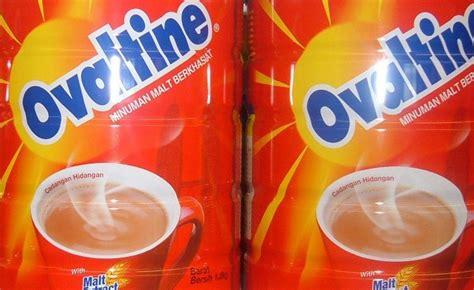 Ovaltine 3in1 Sachets ovaltine chocolate malt mix products united states