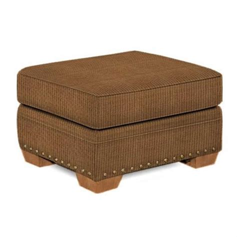 Broyhill Cambridge Ottoman With Attic Heirlooms Wood Stain Broyhill Ottomans