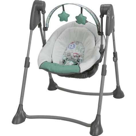 graco swing model number graco duetsoothe baby swing and rocker solar walmart com