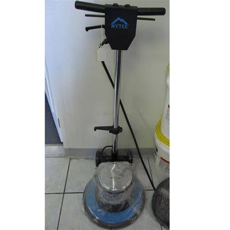 Mytee Floor Machine by Mytee Hd17 230v 17 Inch Floor Machine 1 5hp 175 Rpm 230