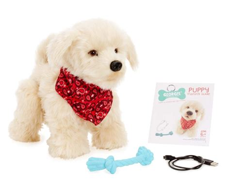 georgie interactive puppy 40 gifts your would to discover the tree this year and their