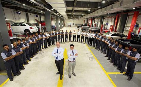 Q Auto Vw Qatar by Volkswagen Qatar Opens World Class Service Centre