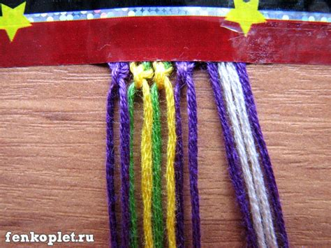 how to diy friendship bracelet in leaf pattern www