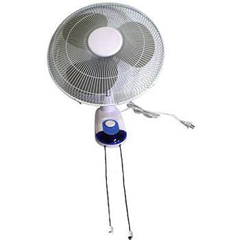 16 inch wall mount fan 16 inch 3 speed oscillating wall mount fan web hydroponics