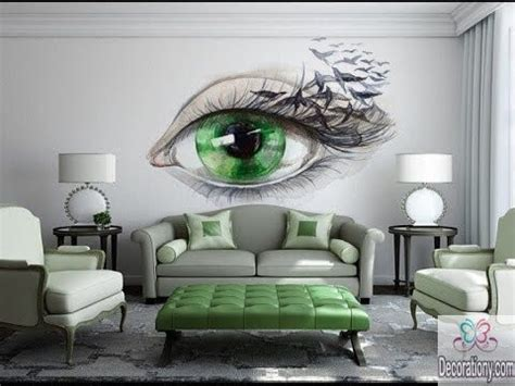 unique room decor 45 living room wall decor ideas living room