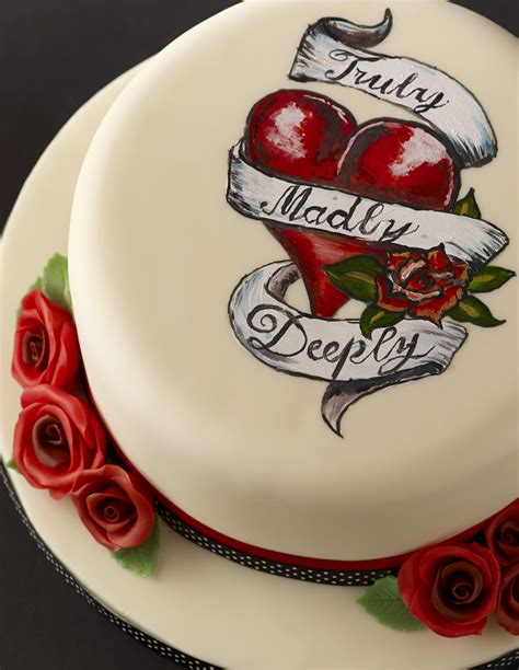 tattoo cake painted cake by juliet sear renshaw baking