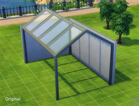 sims 3 awning my sims 4 blog slightly larger sunspot awning by plasticbox