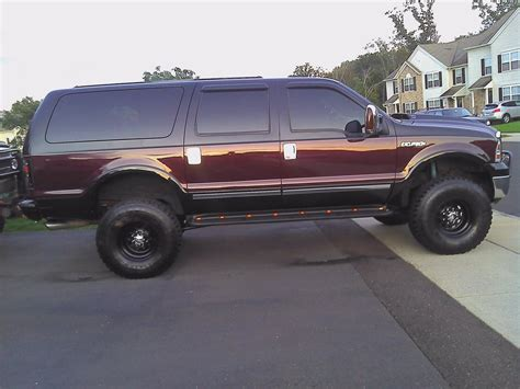 Ford Excursion Lift Kit by Lift Kit For Excursion Ford Truck Enthusiasts Forums