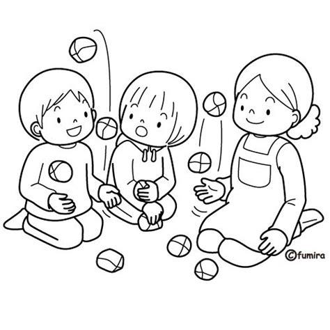 imagenes infantiles jardin de infantes dibujos de ni 241 os jugando para colorear colorear im 225 genes