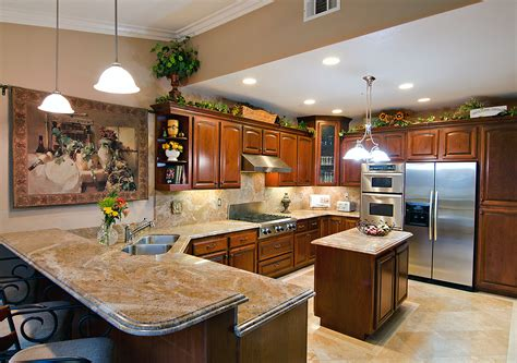 Kitchen Counter Decorating Ideas Pictures Best Small Kitchen Design Ideas Home Design
