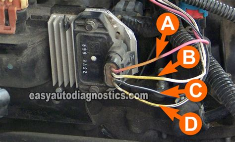 transmission control 1995 gmc jimmy electronic throttle control part 1 how to test the gm ignition control module 1995 2005
