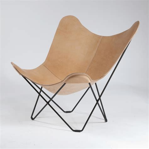 Butterfly Chair by Cuero Handcrafts Four Versions Of Butterfly Chair