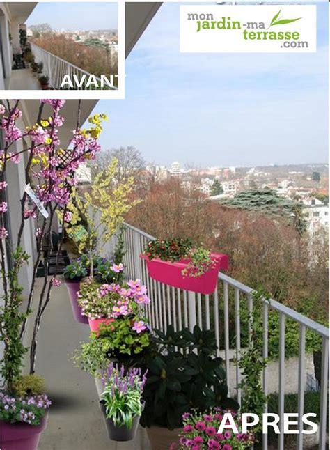 Amenagement Balcon En Longueur 2228 am 233 nagement d un balcon tout en longueur monjardin