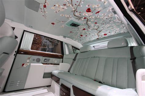 rolls royce phantom serenity rolls royce phantom serenity rear seat photo 28