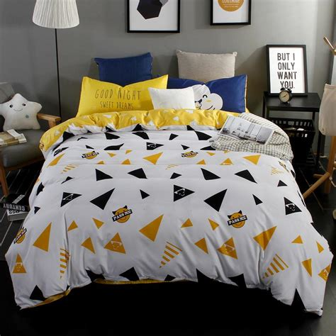 yellow bed sheets online get cheap bright yellow bed sheets aliexpress com
