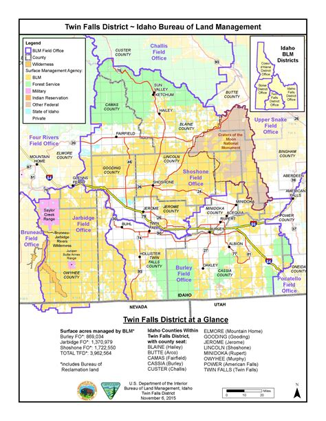 blm land texas map idaho department of lands media center room idaho falls district map bureau