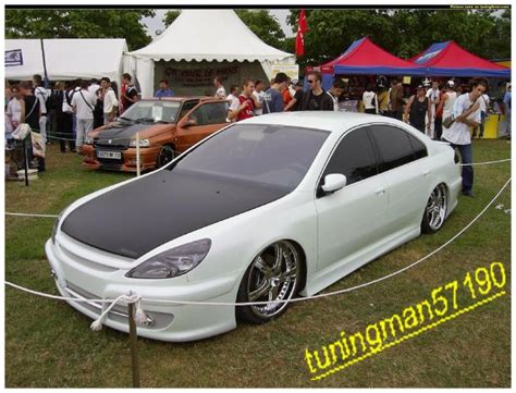 peugeot 607 tuning peugeot 607 ma sur le tuning