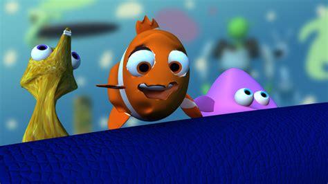 pixar finding nemo cartoon hd wallpaper image  galaxy