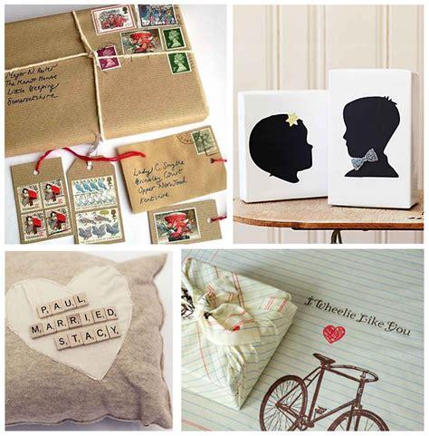 simply fun stuff creative wedding gift wrap ideas