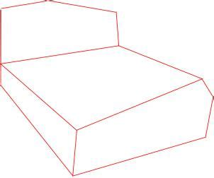 how to draw a bed how to draw a bed step by step stuff pop culture free