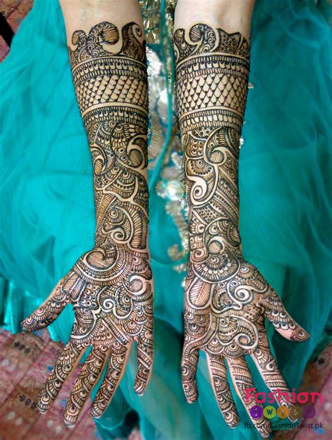 new bridal mehndi designs 2014 pak fashion bridal arabic mehndi designs 2014 www pixshark