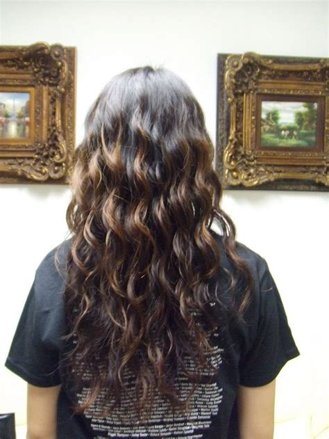 perm rods for loose beachy 25 best ideas about beach wave perm on pinterest loose