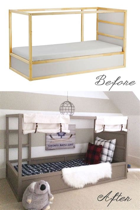 ikea bedroom hacks 176 best ikea hack kura bett images on pinterest child