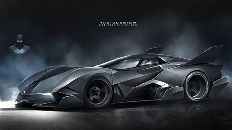 Lamborghini Batmobile Batmobile Hd Wallpapers Free