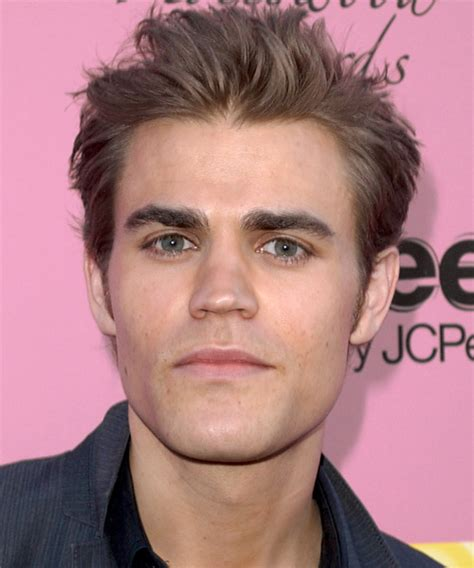 Paul Wesley Hairstyle by Paul Wesley Hairstyle Hair Is Our Crown