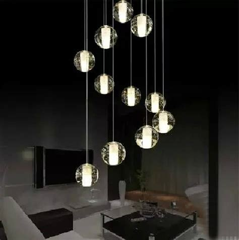 modern multi light pendants modern led pendant l multi light linear