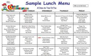 cacfp menu template 412 best ideas about food for my boys on lunch