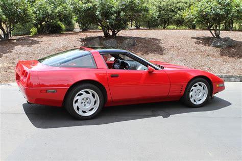 1991 corvette zr1 value image gallery 1991 chevrolet corvette