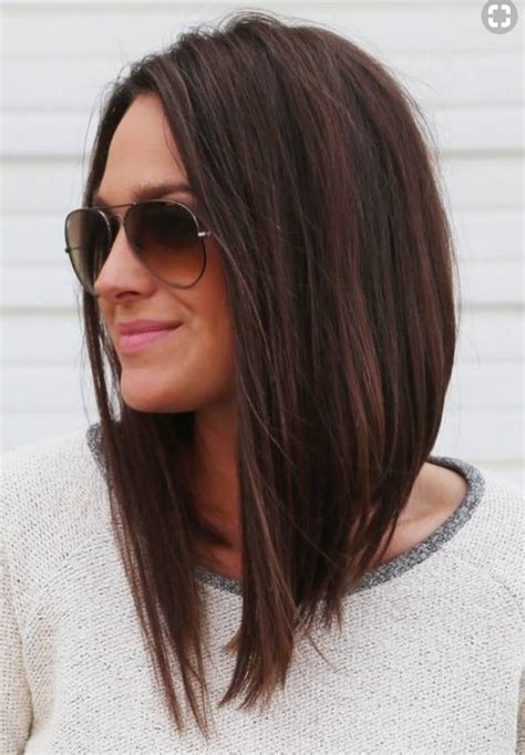long bob haircuts diy asymmetrical bob hairstyle all for fashions fashion