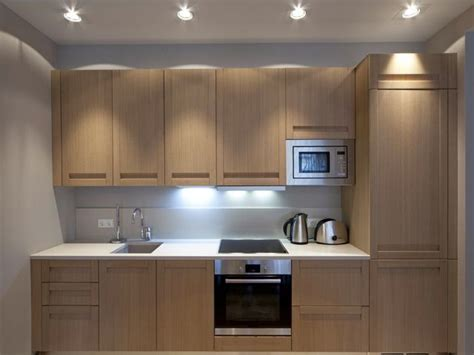 Wooden Modular Kitchen Design   MGM Kitchens